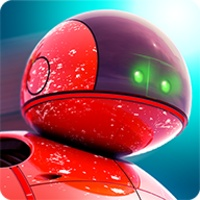 Robot Run Madness android app icon