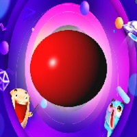 Red Ball Bounce android app icon