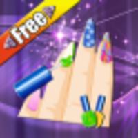 Nail salon android app icon