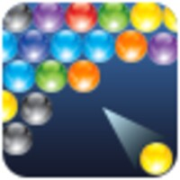 Bubble Shooter Deluxe android app icon