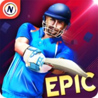 Epic Cricket android app icon
