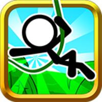Jungle Stick Man android app icon