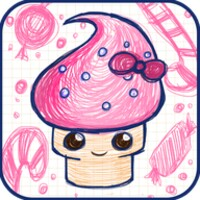 Jumping Ice Cream android app icon