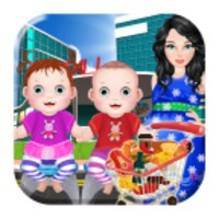 Mommy Shopping for Twins android app icon