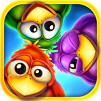 Bubble Shooter Birds android app icon