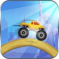 Monster Truck Race Adventure: Truck Hill Climb android app icon
