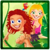 Tarzan and Jane android app icon