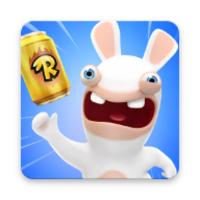 Rabbids Crazy Rush android app icon