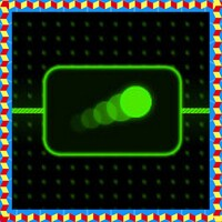 Neon Pong Game android app icon