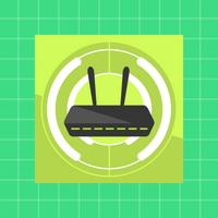 Home Wifi Alert icon
