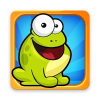 Tap the Frog android app icon