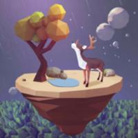 My Oasis - Grow Sky Island android app icon