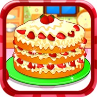Strawberry Short Cake android app icon