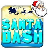 SantaDash android app icon
