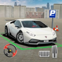 Modern Car Parking 3d android app icon