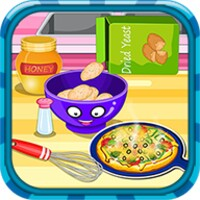 Cooking Pizza for Dinner android app icon