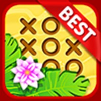 Tic Tac Toe with Friends android app icon