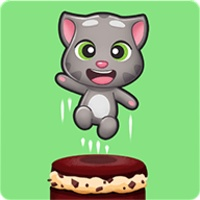 Talking Tom Cake Jump android app icon