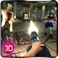 Zombie Gun Shooter android app icon