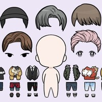 Oppa doll android app icon
