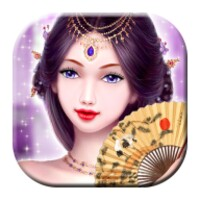 Chinese Girl Makeup Salon android app icon