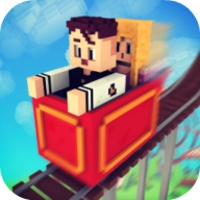 Theme Park Craft android app icon
