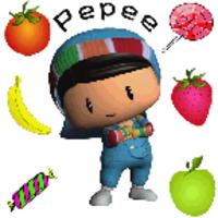 Pepe Yiyecek Toplama Oyunu android app icon