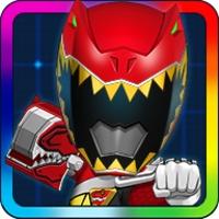 Power Rangers Dash android app icon