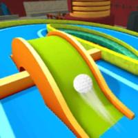 Mini Golf 3D City Stars Arcade android app icon
