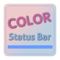 Color Status Bar icon