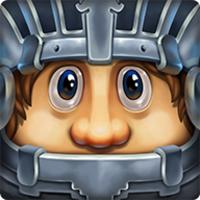 The Tribez & Castlez android app icon