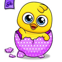 My Chicken 2 - Virtual Pet android app icon
