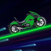 Neon Climb Rider | Potenza Games android app icon