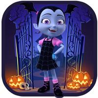 Vampirina Halloween Runner android app icon