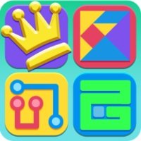 Puzzle King Games Collection icon