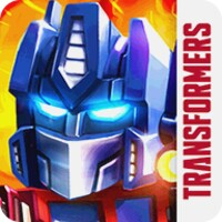 TRANSFORMERS: Battle Tactics android app icon