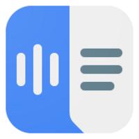 Google Text-to-Speech icon