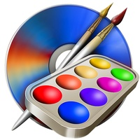 Mac CD/DVD Label Maker icon
