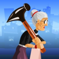 Angry Gran Best Free Game android app icon