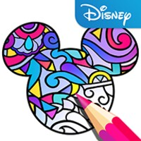 Colour by Disney android app icon