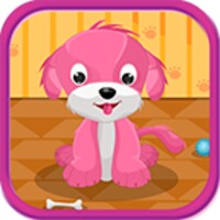 Cute Puppy Caring android app icon
