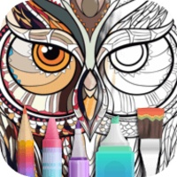 Colorfit Coloring android app icon