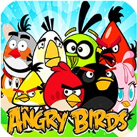 Angry Birds Breaker:Bricks breaker challenge android app icon