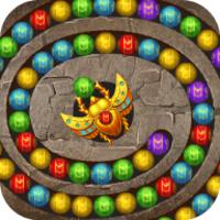 Jungle Marble Blast android app icon