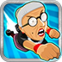 Angry Gran Toss android app icon