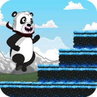 Yo Yo baby Panda Run android app icon