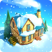 Snow Town: Ice Village World Winter Age android app icon