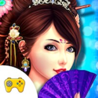 Chinese Girl Fashion Doll Dressup & Makeup Salon android app icon