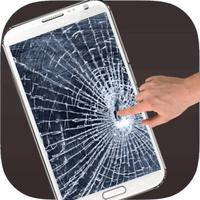 Broken Screen Prank 2 android app icon