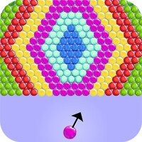 Bubbles shooter legend android app icon